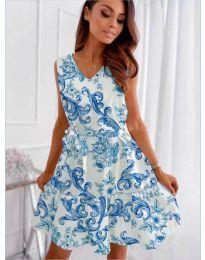 Φόρεμα - κώδ. 340 - λευκό