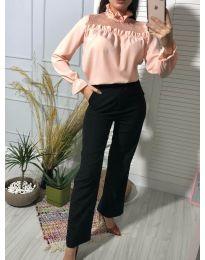 Μπλούζα - κώδ. 0626 - 1 - ροζ