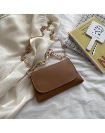 Τσάντα - κώδ. B41 - καφέ