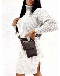 Φόρεμα - κώδ. 6867 - μπεζ