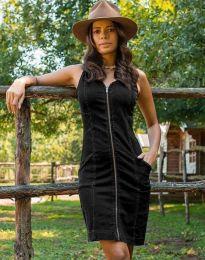 Φόρεμα - κώδ. 7735 - 2 - μαύρο