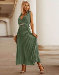 Φόρεμα - κώδ. 5290 - λαδί