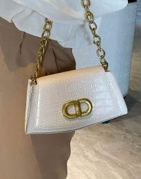 Τσάντα - κώδ. B396 - λευκό