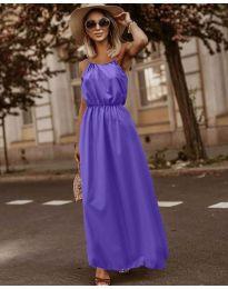 Φόρεμα - κώδ. 3323 - μωβ