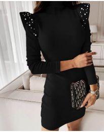 Φόρεμα - κώδ. 9494 - μαύρο
