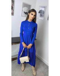 Φόρεμα - κώδ. 185 - μπλε