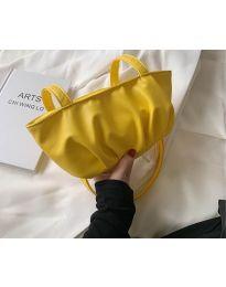 Τσάντα - κώδ. 526 - κίτρινο