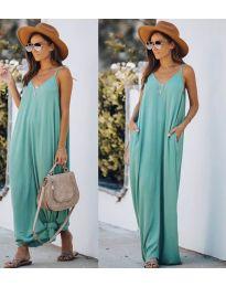 Φόρεμα - κώδ. 0209 - πράσινο
