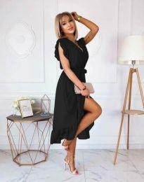 Φόρεμα - κώδ. 8934 - 1 - μαύρο