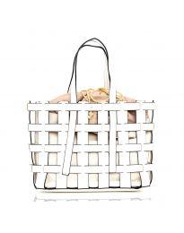 Τσάντα - κώδ. LS563 - λευκό