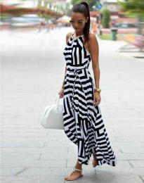 Φόρεμα - κώδ. 2903 - 1 - πολύχρωμο