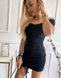 Φόρεμα - κώδ. 6590 - μαύρο