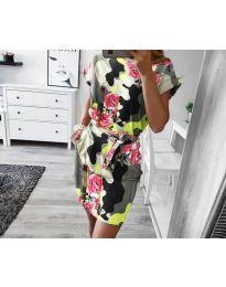 Φόρεμα - κώδ. 1045 - πράσινο