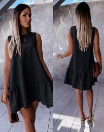Φόρεμα - κώδ. 3456 - μαύρο
