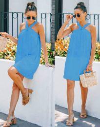Φόρεμα - κώδ. 9103 - μπλε