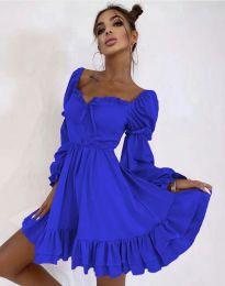 Φόρεμα - κώδ. 8469 - μπλε