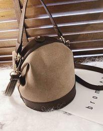 Τσάντα - κώδ. B308 - καφέ
