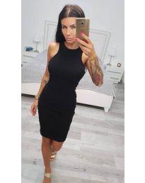 Φόρεμα - κώδ. 2623 - μαύρο