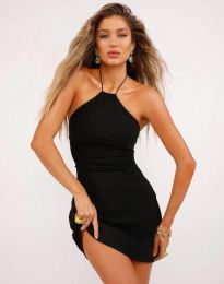 Φόρεμα - κώδ. 0415 - 1 - μαύρο