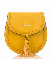 Τσάντα - κώδ. HS - 88016 - κίτρινο