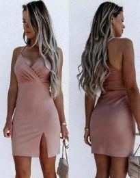 Φόρεμα - κώδ. 8979 - ροζ