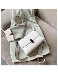 Τσάντα - κώδ. B16 - λευκό