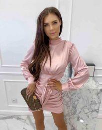 Φόρεμα - κώδ. 0233 - ροζ