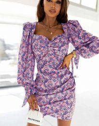 Φόρεμα - κώδ. 2916 - πολύχρωμο