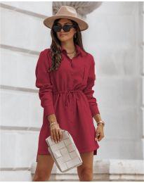 Φόρεμα - κώδ. 132 - μπορντό