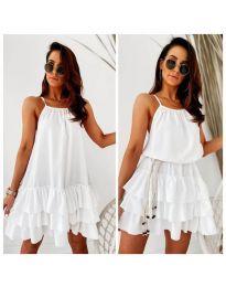Φόρεμα - κώδ. 451 - λευκό