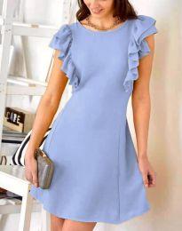 Φόρεμα - κώδ. 7111 - γαλάζιο