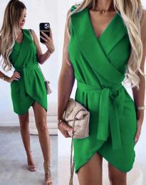Φόρεμα - κώδ. 7793 - πράσινο