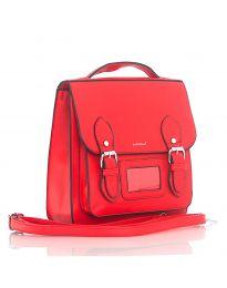 Τσάντα - κώδ. SP9027 - κόκκινο