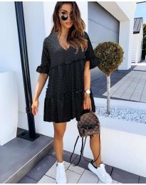Φόρεμα - κώδ. 278 - μαύρο