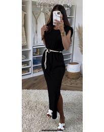 Φόρεμα - κώδ. 7049 - μαύρο