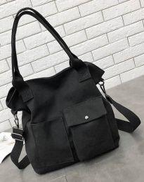 Τσάντα - κώδ. B268 - μαύρο