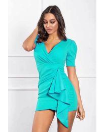 Φόρεμα - κώδ. 386 - μέντα