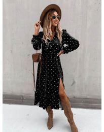Φόρεμα - κώδ. 8866 - 1 - πολύχρωμο