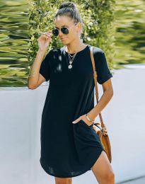 Φόρεμα - κώδ. 38444 - μαύρο