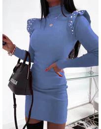 Φόρεμα - κώδ. 2323 - γαλάζιο