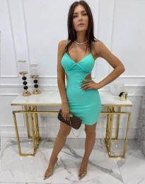 Φόρεμα - κώδ. 11808 - μέντα