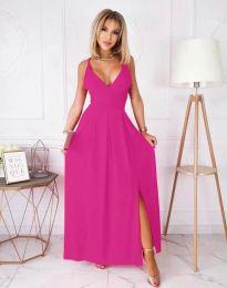 Φόρεμα - κώδ. 8489 - φουξια