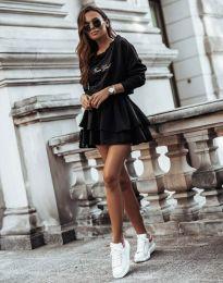 Φόρεμα - κώδ. 12051 - μαύρο