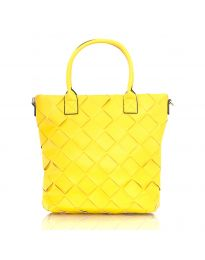 Τσάντα - κώδ. LS594 - κίτρινο