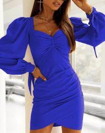 Φόρεμα - κώδ. 0363 - μπλε