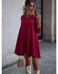 Φόρεμα - κώδ. 371 - μπορντό