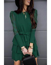 Φόρεμα - κώδ. 8384 - χακί