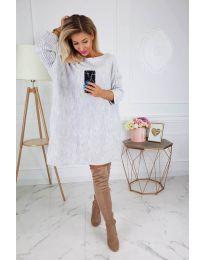 Φόρεμα - κώδ. 302 - γκρι