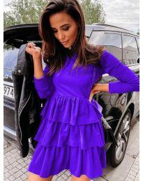 Φόρεμα - κώδ. 3109 - μωβ