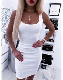 Φόρεμα - κώδ. 935 - λευκό